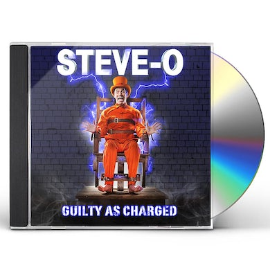Steve-O GUILTY AS CHARGED CD