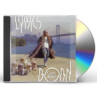 Lyrics Born QUITE A LIFE CD