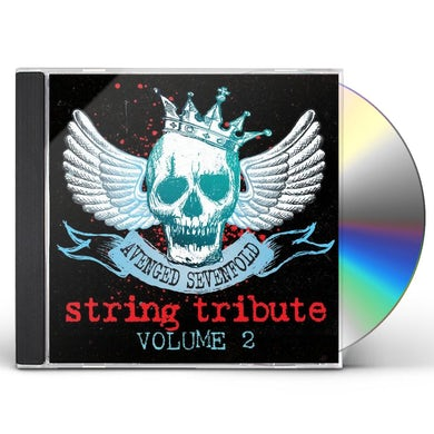 String Tribute Players AVENGED SEVENFOLD STRING TRIBUTE VOL. 2 CD