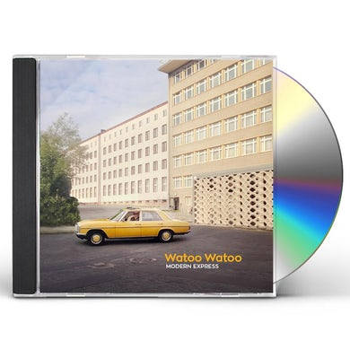 Watoo Watoo MODERN EXPRESS CD