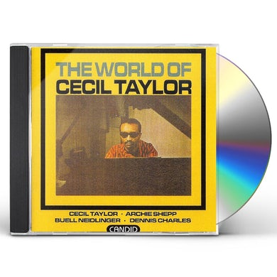 WORLD OF CECIL TAYLOR CD