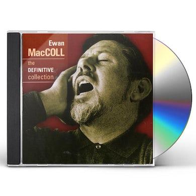 Ewan MacColl DEFINITIVE COLLECTION CD