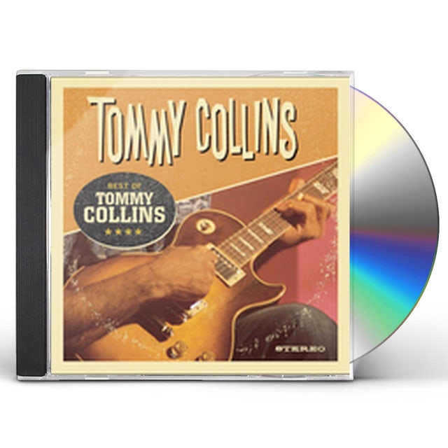 Tommy Collins BEST OF CD