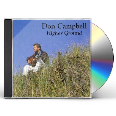 Don Campbell HIGHER GROUND CD