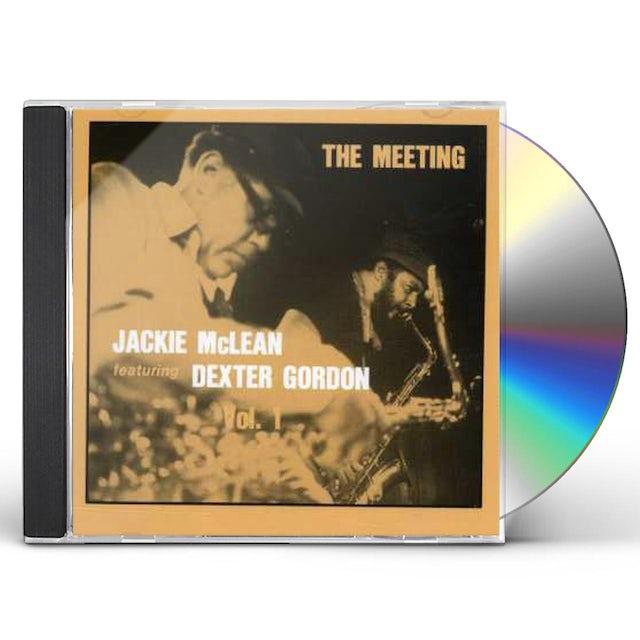 Jackie Mclean MEETING CD