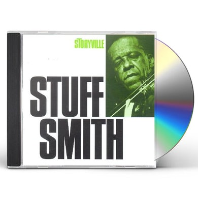 Stuff Smith MASTER OF JAZZ CD