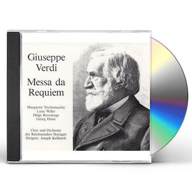 Verdi REQUIEM CD