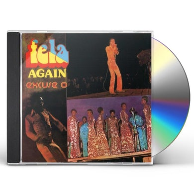 Fela Kuti EXCUSE-O & MONKEY BANANA CD