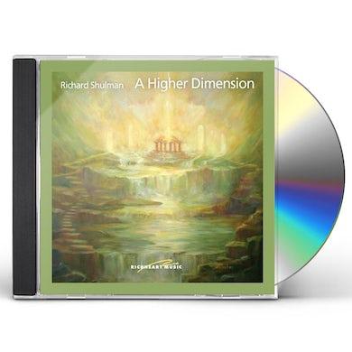 Richard Shulman HIGHER DIMENSION CD