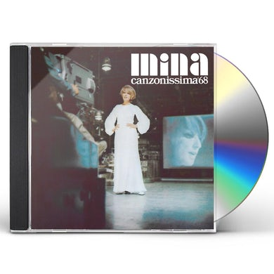 Mina CANZONISSIMA 1968 CD