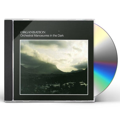 Orchestral Manoeuvres in the Dark ORGANISATION CD