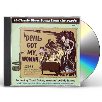 Devil Got My Woman / Various CD