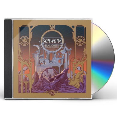 Soilwork Verkligheten CD
