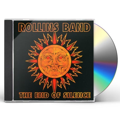 Rollins Band END OF SILENCE CD