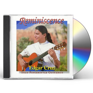 Edgar Cruz REMINISCENCE CD
