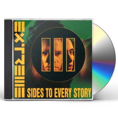 Extreme III SIDES TO EVERY STORY (JEWEL BOX) CD