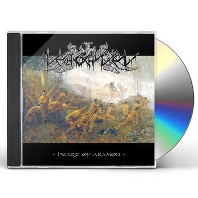 HEART OF AKAMON CD