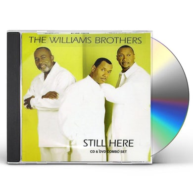 Williams Brothers STILL HERE CD