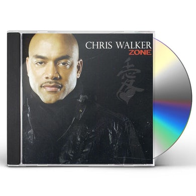 Chris Walker ZONE CD
