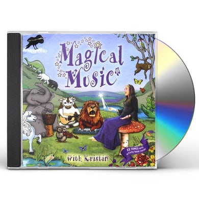 Kristin McLean MAGICAL MUSIC WITH KRISTIN CD