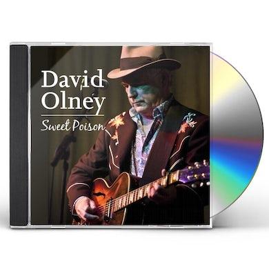 David Olney SWEET POISON CD
