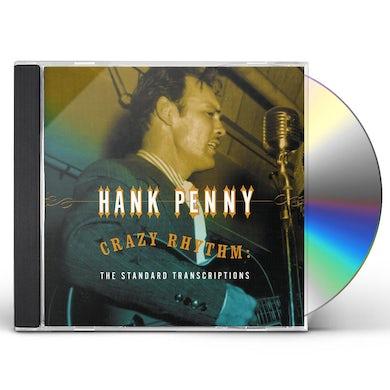 Hank Penny CRAZY RHYTHM CD