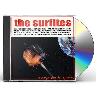 ESCAPADES IN SPACE CD