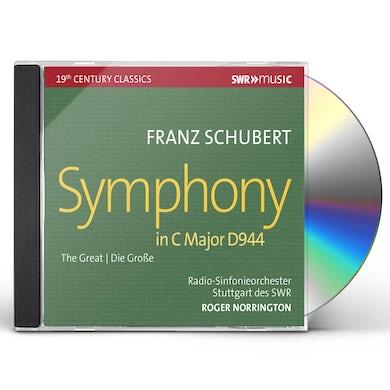Schubert SYMPHONY IN C MAJOR D944 CD