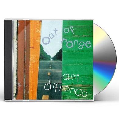 Ani Difranco OUT OF RANGE CD