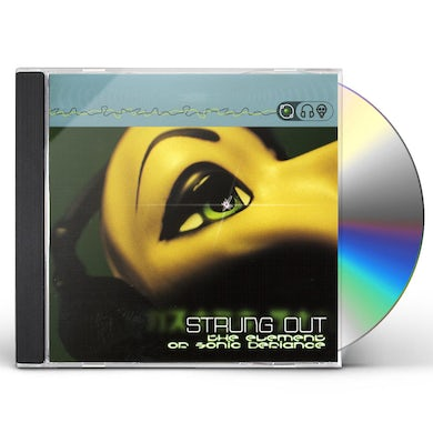 Strung Out ELEMENTS OF SONIC DEFIANCE CD