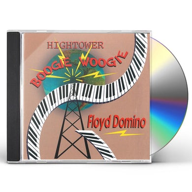 Floyd Domino HIGHTOWER BOOGIE CD