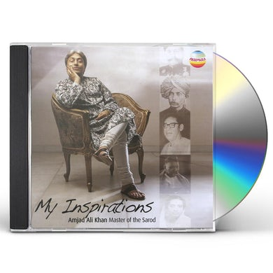 Amjad Ali Khan MY INSPIRATION CD