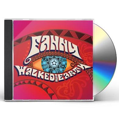 FANNY WALKED THE EARTH CD