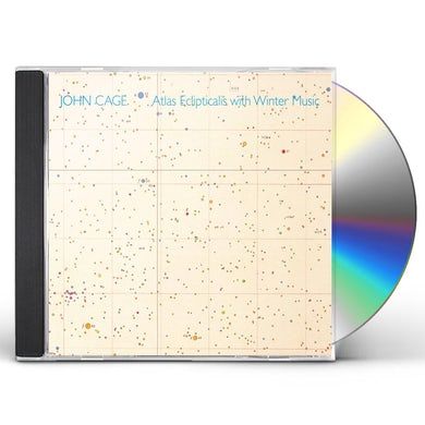 John Cage ATLAS ECLIPTICALIS WITH WINTER MUSIC CD
