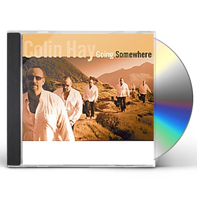 Colin Hay  GOING SOMEWHERE CD