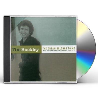 Tim Buckley DREAM BELONGS TO ME: RARITIES UNRELEASED 1968-73 CD