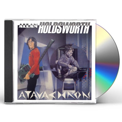 Allan Holdsworth ATAVACHRON CD