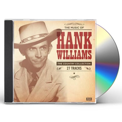 Hank Williams COUNTRY COLLECTION CD