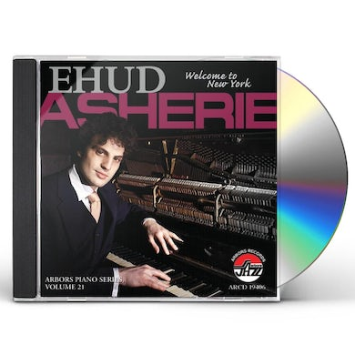 Ehud Asherie WELCOME TO NEW YORK CD