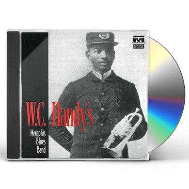 W.C. Handy MEMPHIS BLUES BAND CD