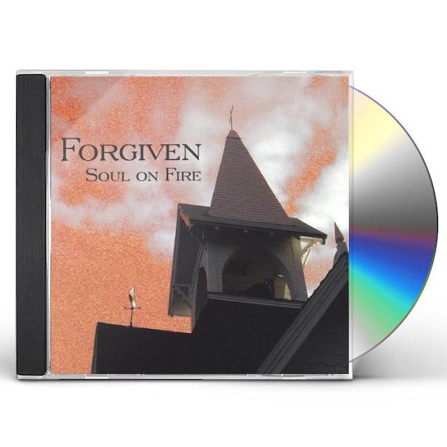 Forgiven SOUL ON FIRE CD