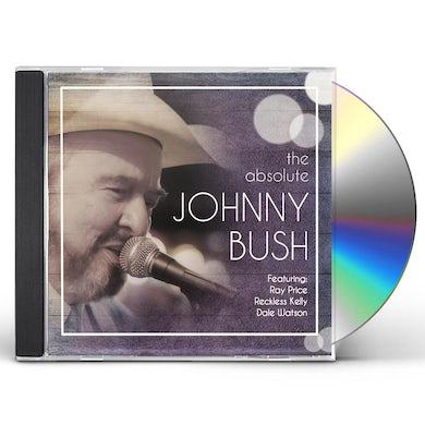 ABSOLUTE JOHNNY BUSH CD