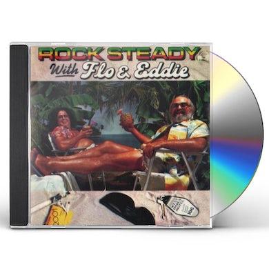 ROCK STEADY WITH FLO & EDDIE CD