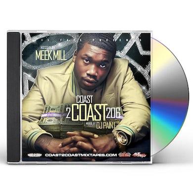Meek Mill COAST 2 COAST 206 CD