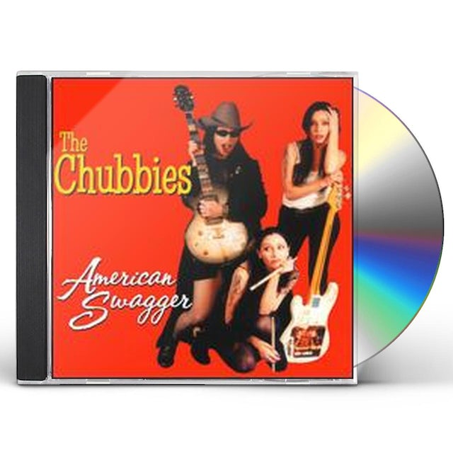 Chubbies AMERICAN SWAGGER CD