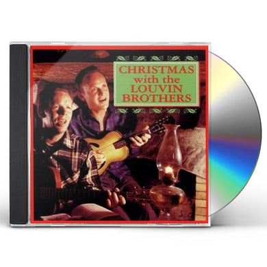 Louvin Brothers CHRISTMAS WITH CD