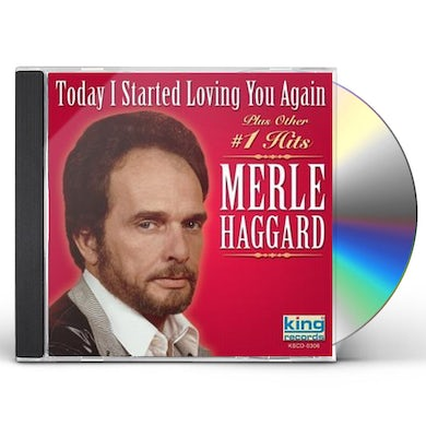 Merle Haggard TODAY I STARTED LOVING YOU AGAIN CD