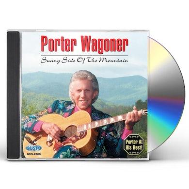 Porter Wagoner SUNNY SIDE OF THE MOUNTAIN CD