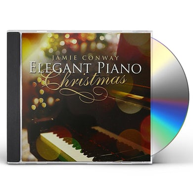 Jamie Conway ELEGANT PIANO CHRISTMAS CD
