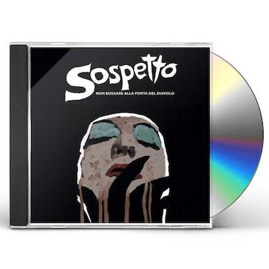 Sospetto NON BUSSARE ALLA PORTA DEL DIAVOLO CD